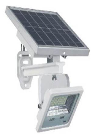 Jual lampu led sorot taman dengan tenaga matahari GC-FL02-20W