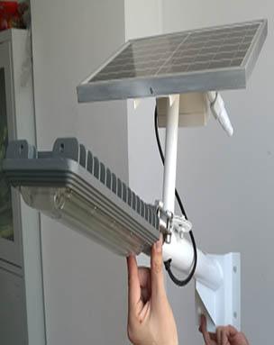 Kami Menjual lampu solar cell murah 20 watt GC-LD01-20W