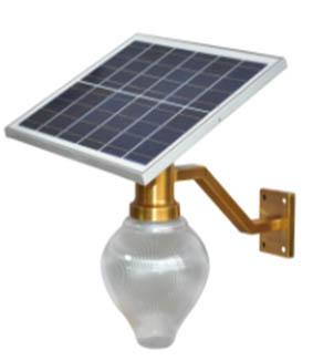 lampu sorot 9 watt murah berkualitas solar cell GC-GA-9W